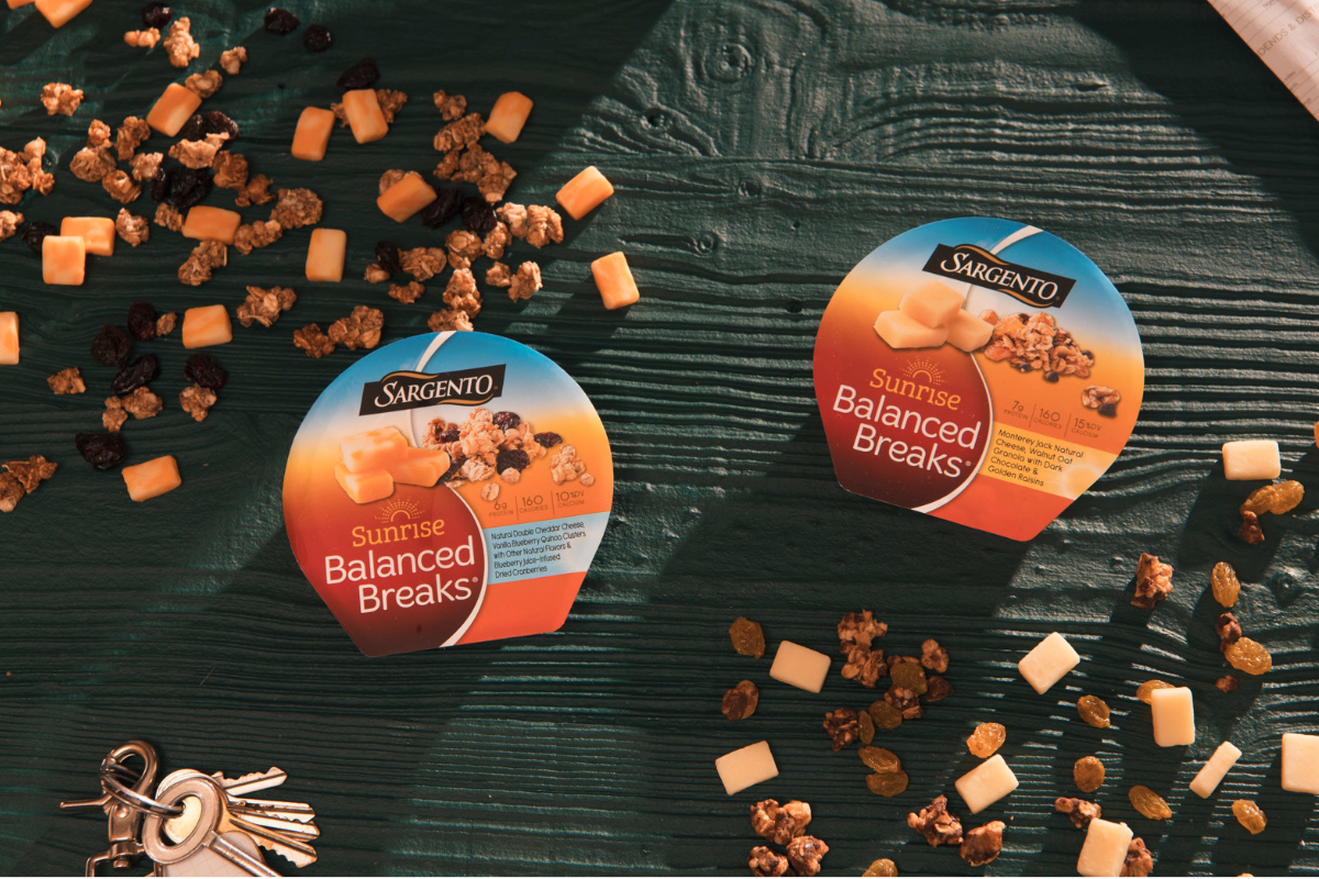 Sargento Sunrise Balanced Breaks