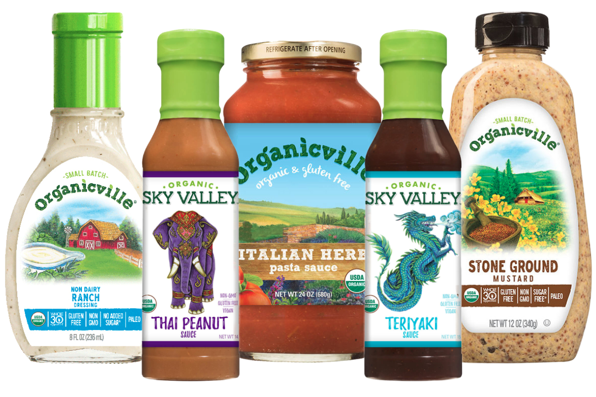 Sky Valley Foods products