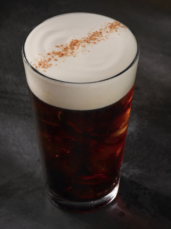 Starbucks Cold Brew with Cascara Cold Foam