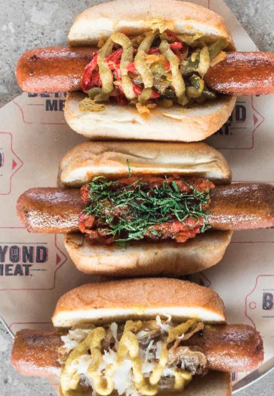 Sysco Beyond Sausage