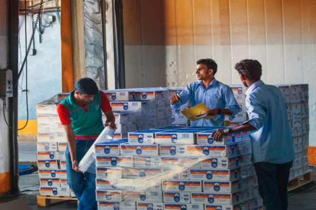 Arla Foods Middle East operations