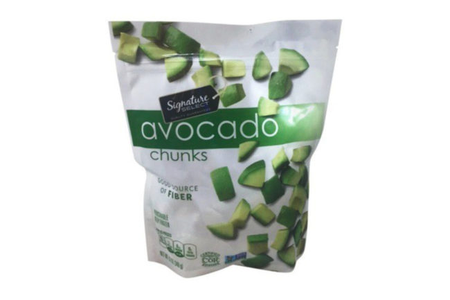 Signature Select Avocado Chunks recall