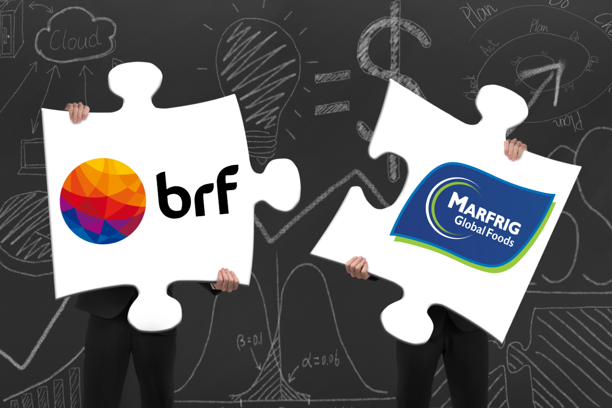 BRF and Marfrig merger