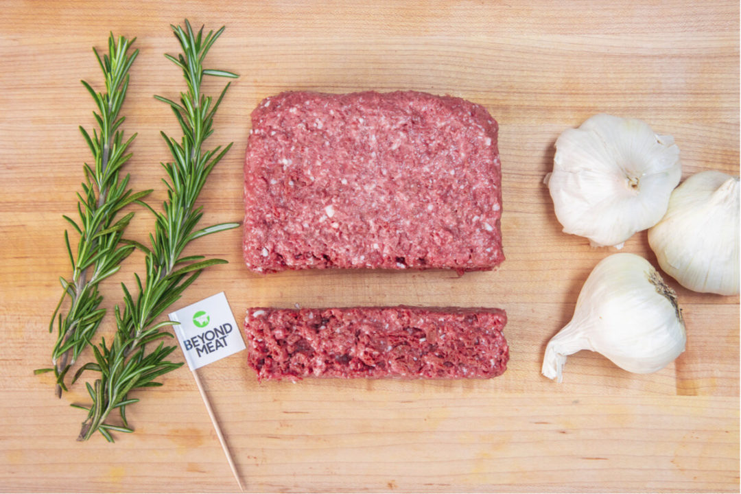 Beyond Meat Beyond ground beef