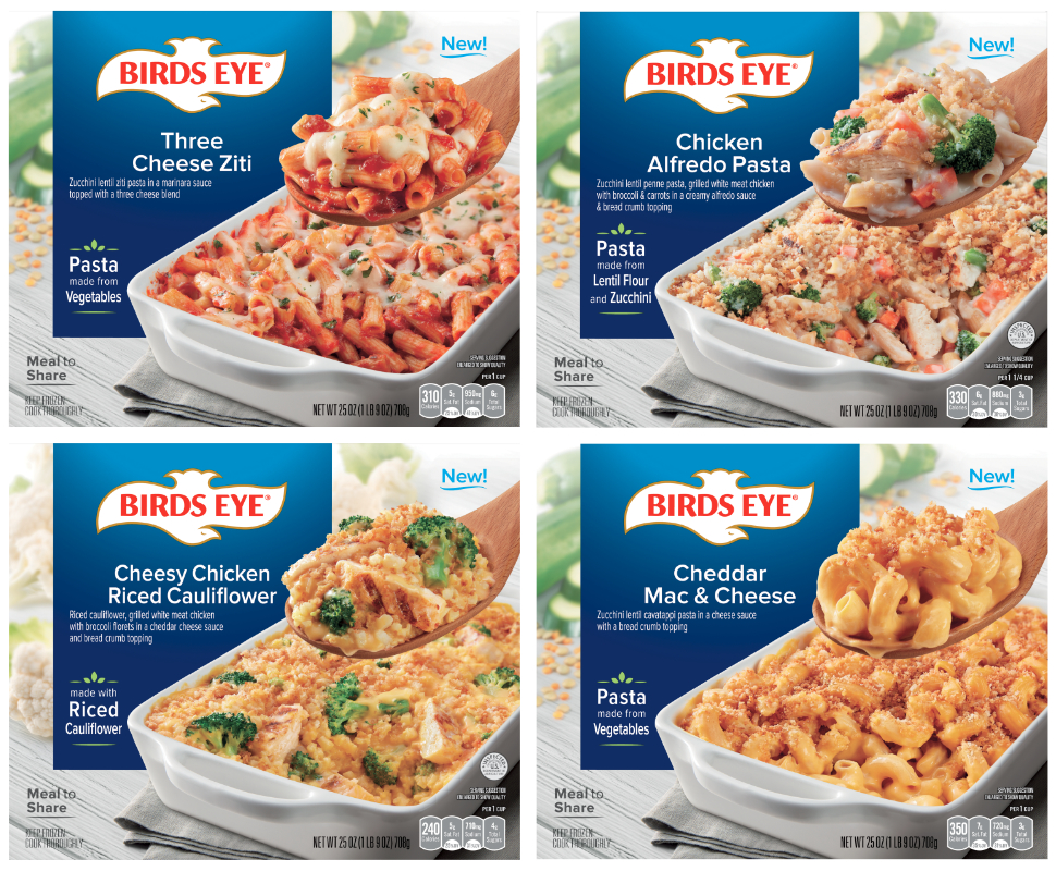 Birds Eye vegetable pasta, Conagra Brands
