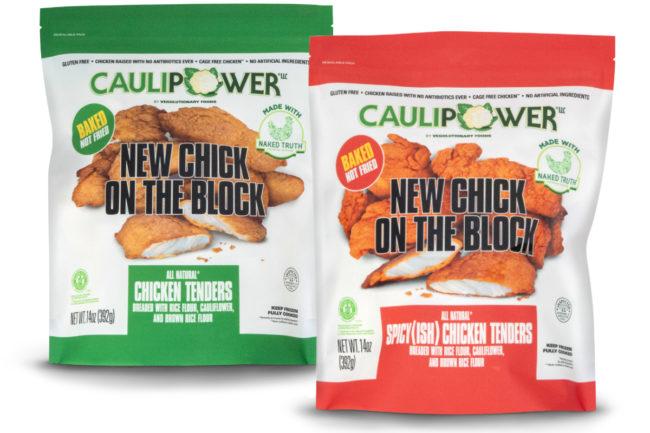 Caulipower frozen chicken tenders