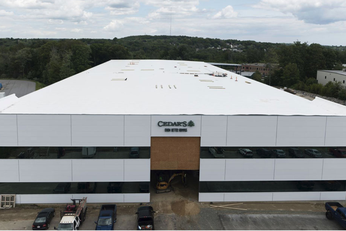 Cedars Foods new production facility