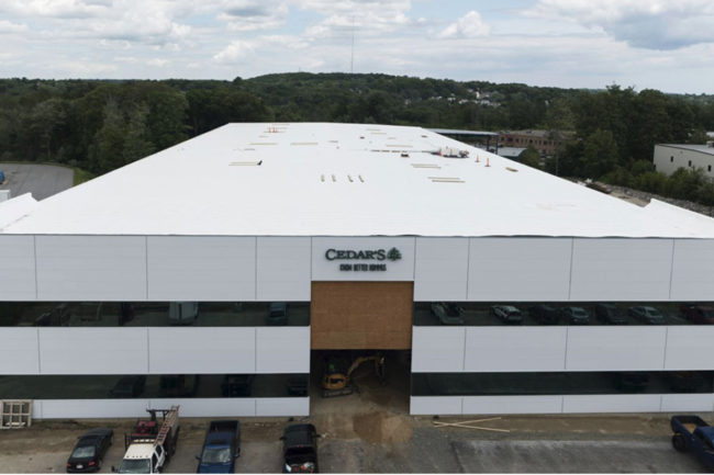 Cedar's Foods new production facility
