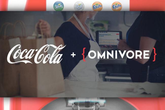 Coca-Cola Omnivore partnership