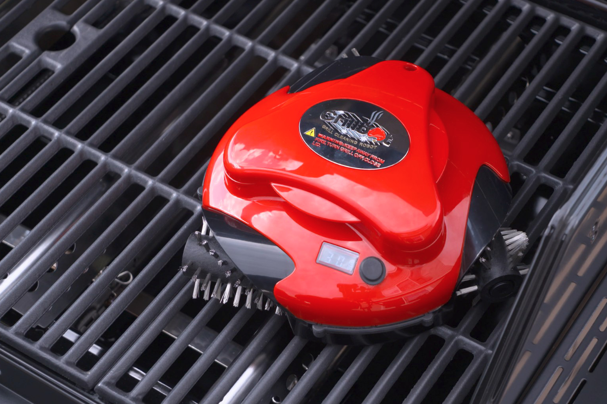 Grillbot Robotic Grill Cleaner