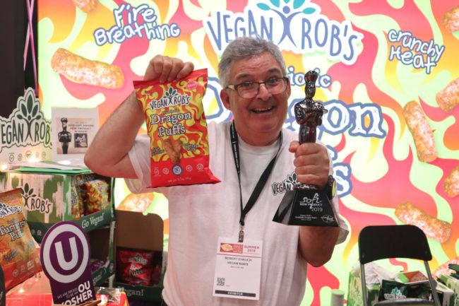 Robert Ehrlich, Vegan Rob's