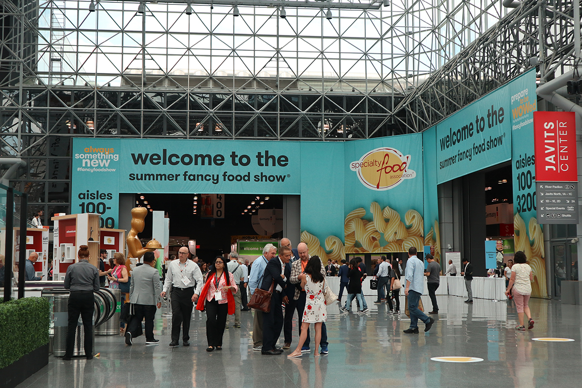 Trends at the 2019 Summer Fancy Food Show | 2019-06-25