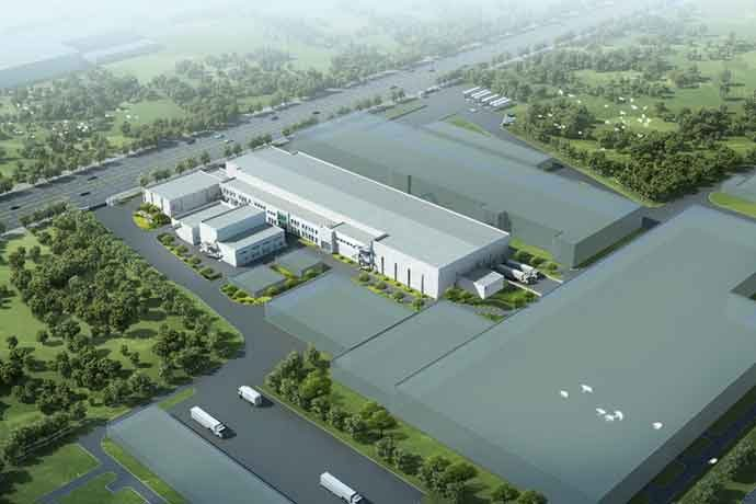 Cargill Chuzhou, Anhui, China poultry plant
