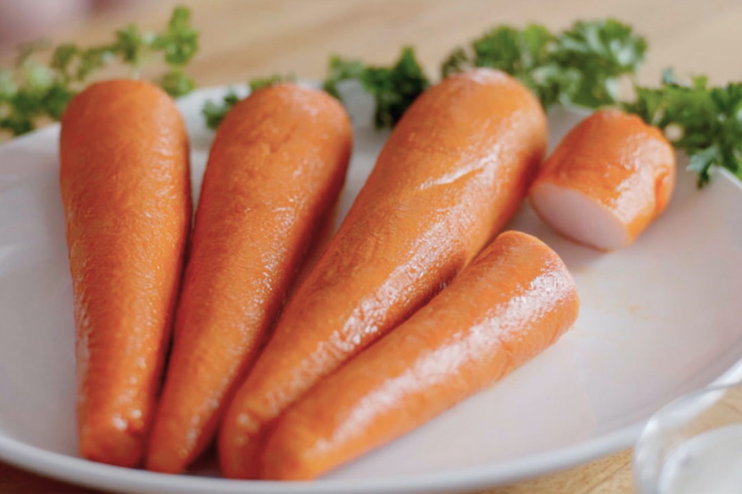 Arby's megetable turkey carrots