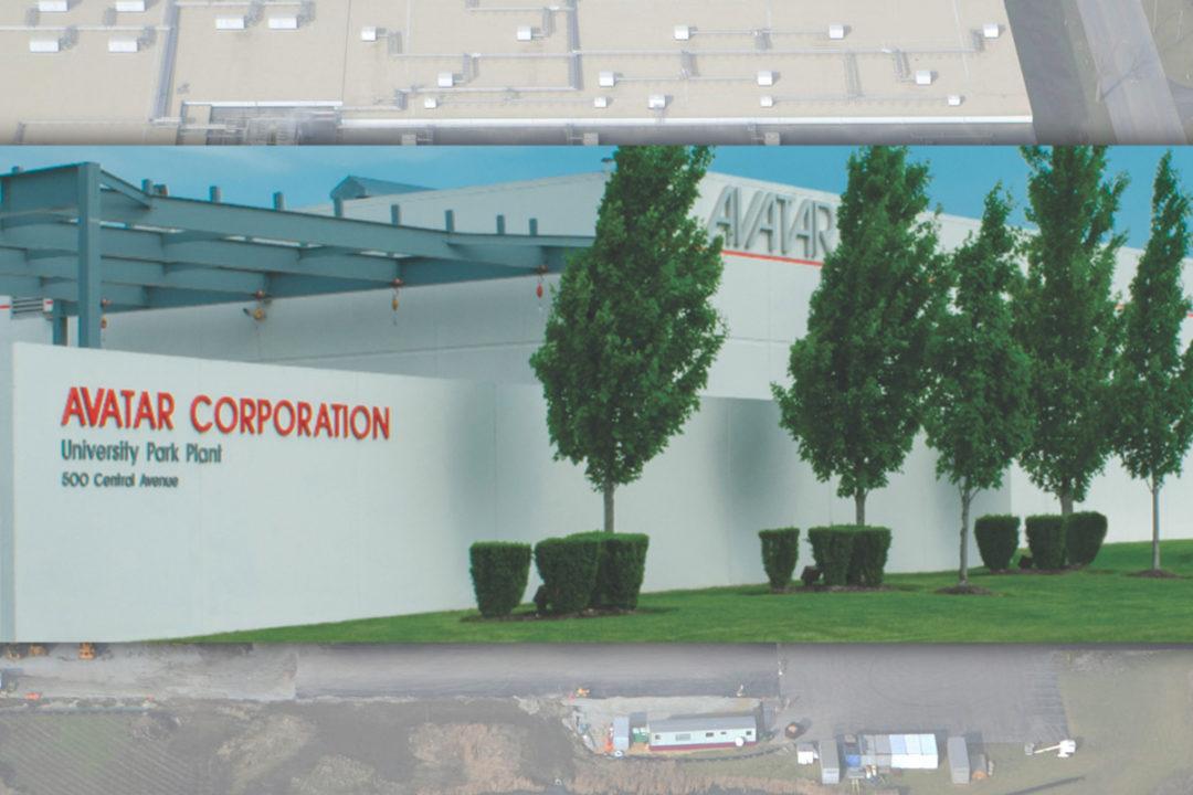 Avatar Corp. facility