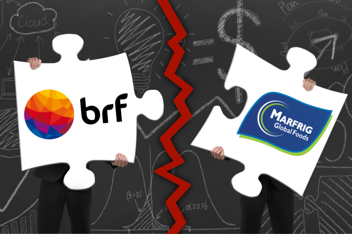 BRF and Marfrig no merger