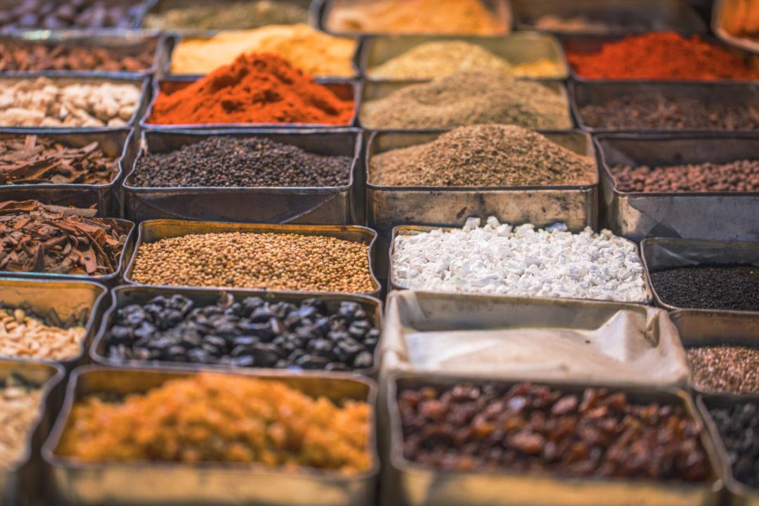 Bulk spices