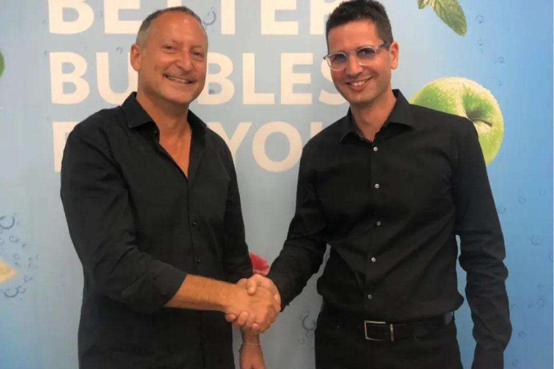 Daniel Birnbaum and Eyal Shohat, SodaStream