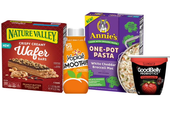 General Mills new products