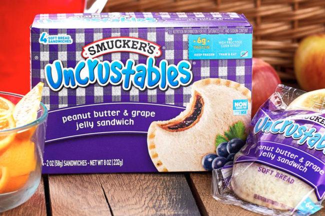 Smucker's Uncrustables