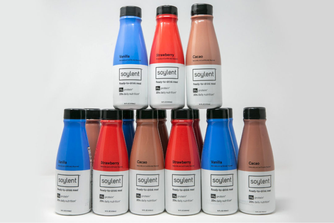 Soylent ready-to-drink products