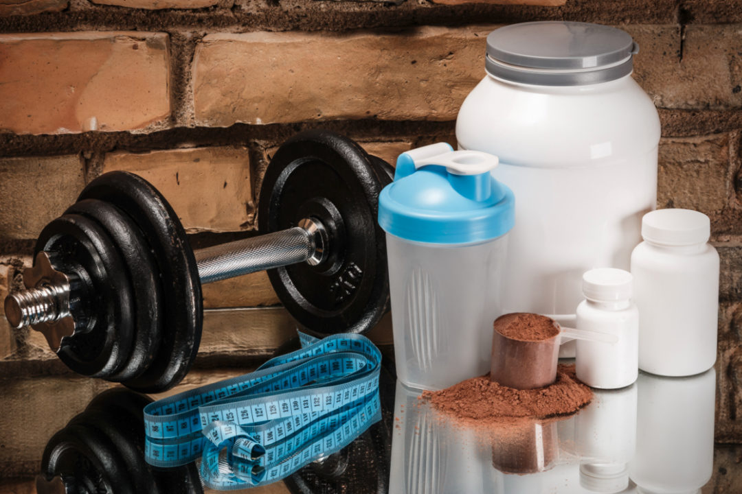 Sports nutrition implements