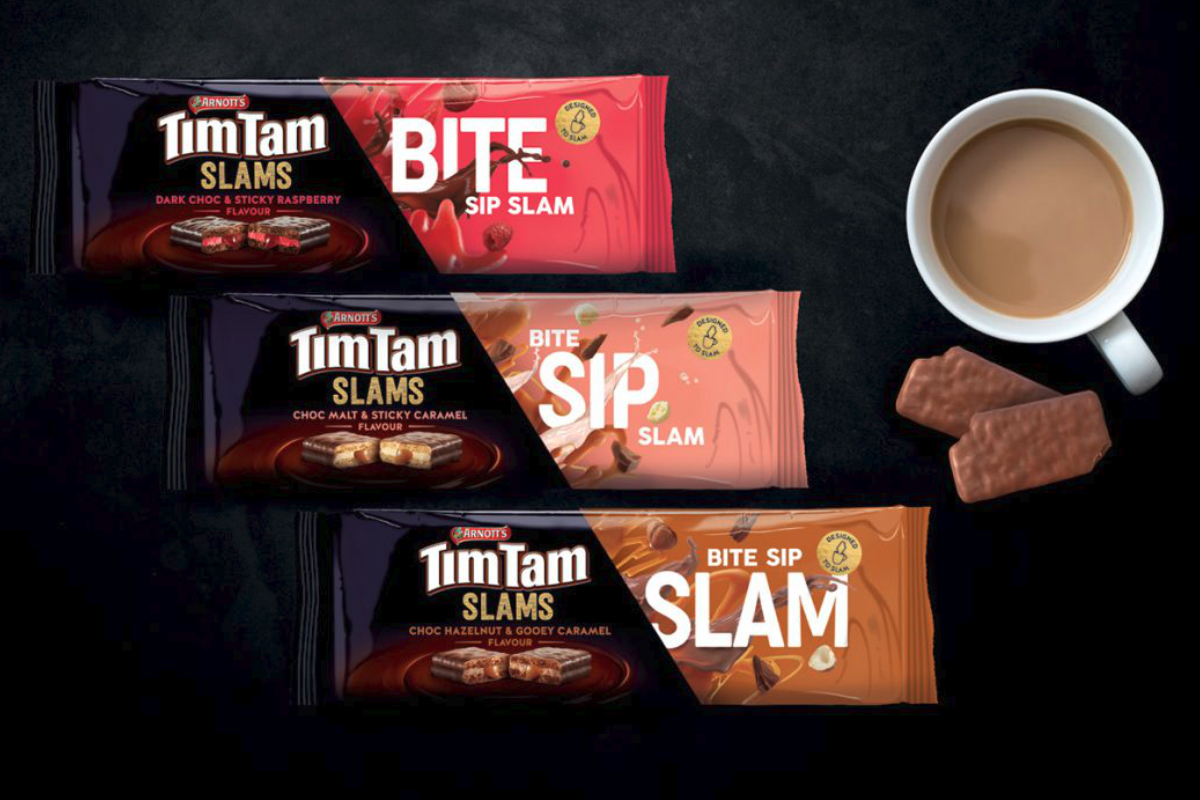 Arnotts Tim Tam Slams