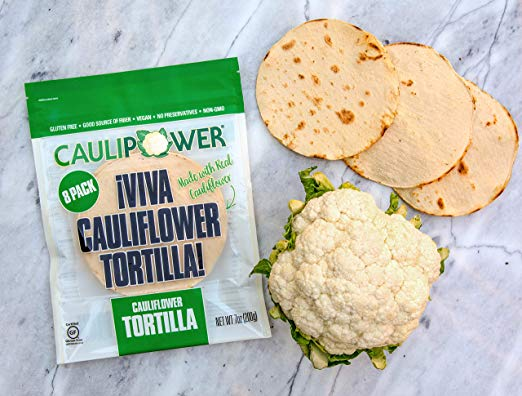 Caulipower tortillas