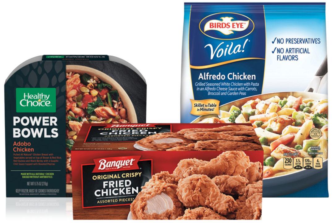 Conagra Brands chicken products