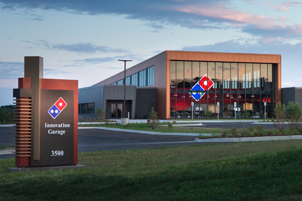 Domino's Innovation Garage