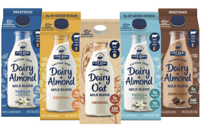 Live Real Farms Dairy Plus Milk Blends