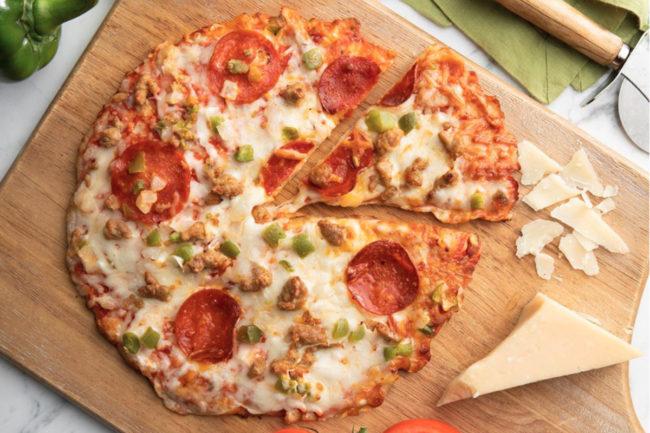 Udi's gluten-free supreme pizza, Conagra Brands