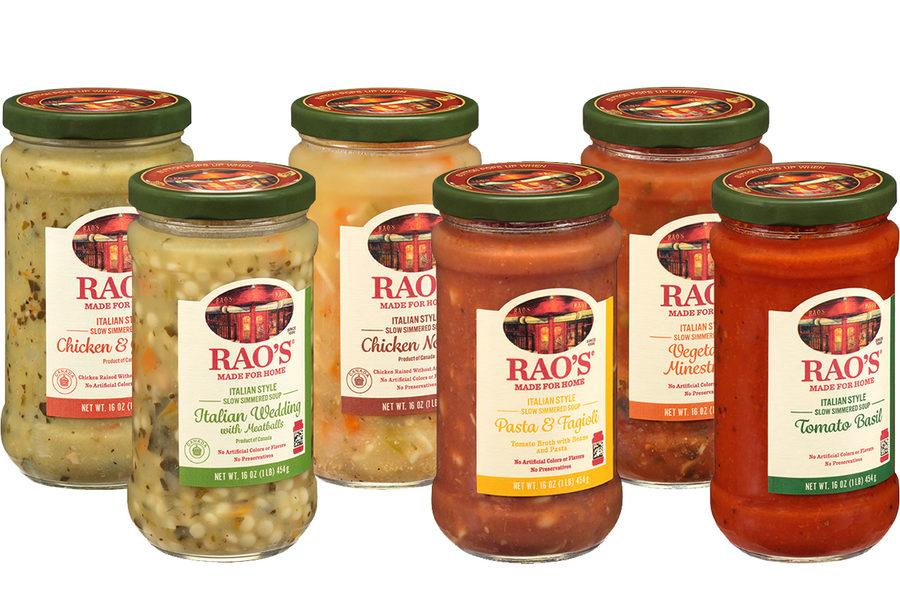 Rao's soups