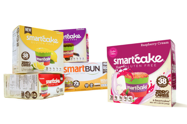 Smart Baking products