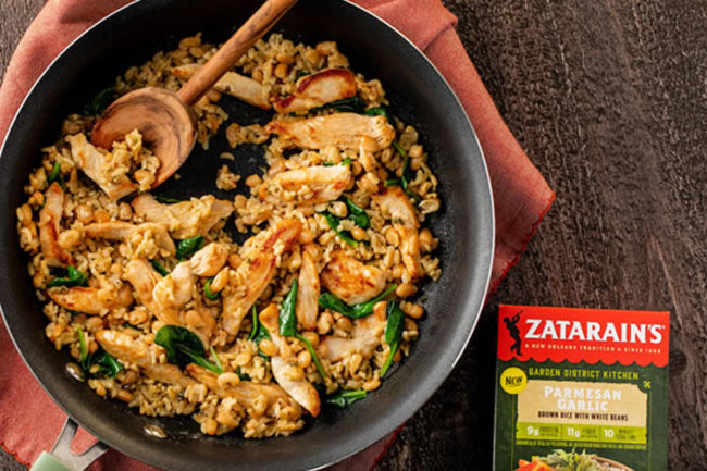 Zatarain's Garden District Kitchen meals