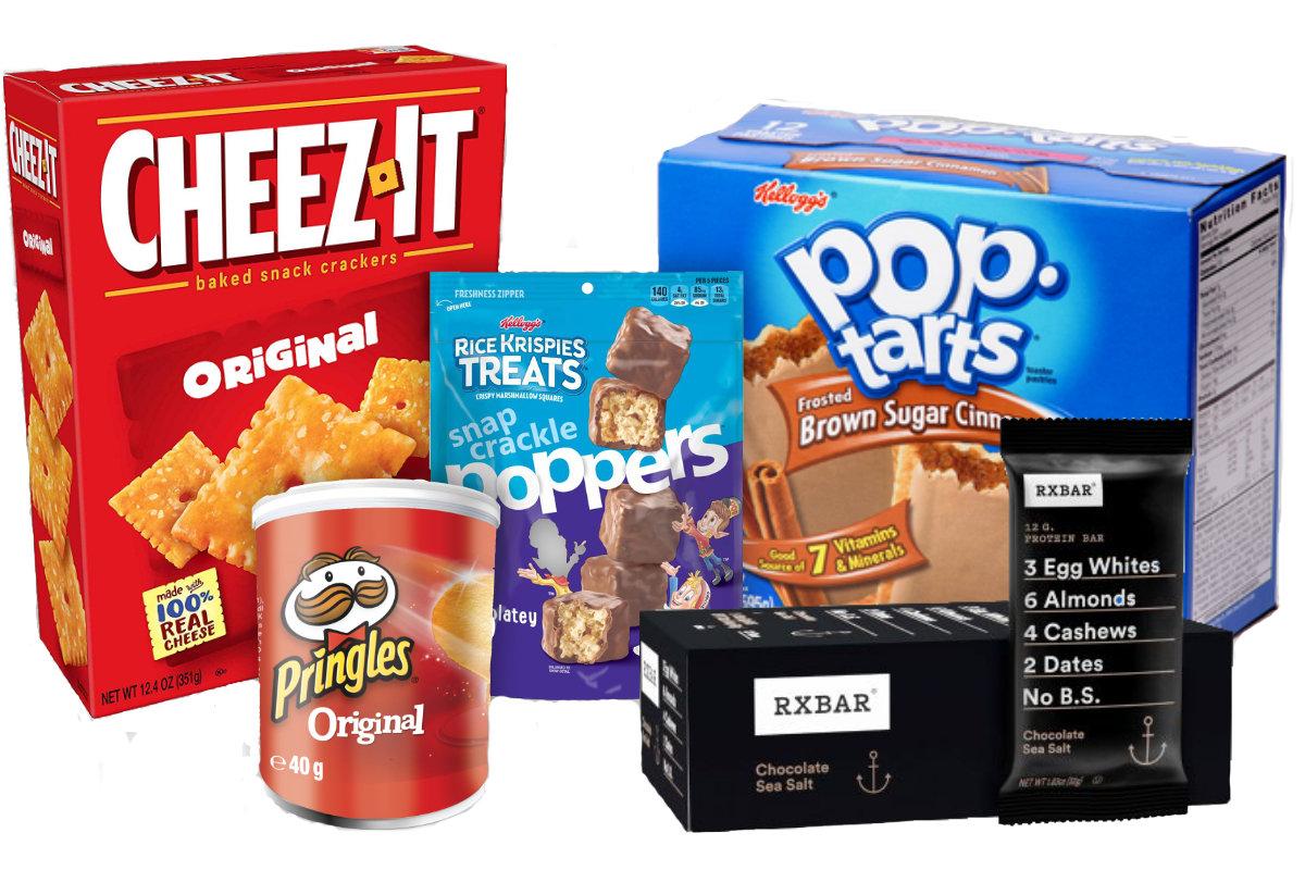 Kellogg revitalizes power brands | 2019-09-05 | Baking Business