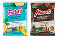 Aprati Foods Frutati and Mocati hard candies, American Licorice Co.