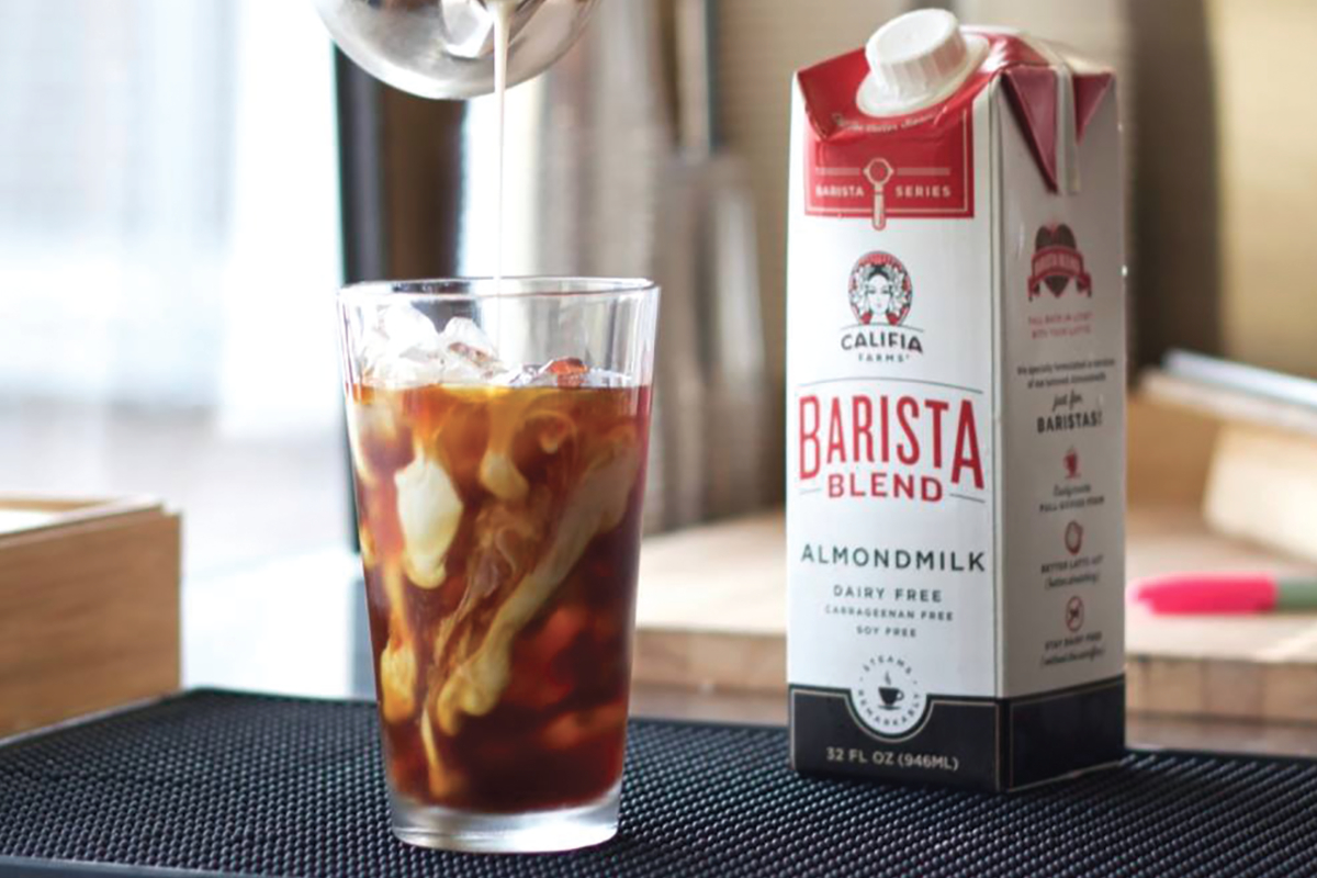 Califia Farms Barista Blend almondmilk