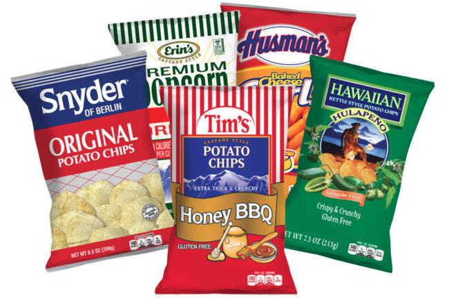 Conagra DSD snacks