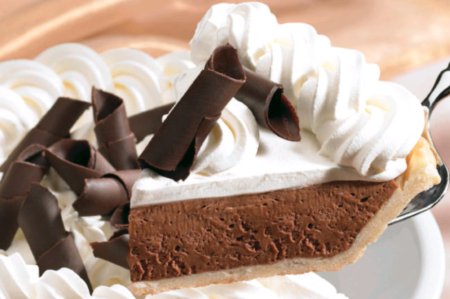 Foxtail Foods French silk pie