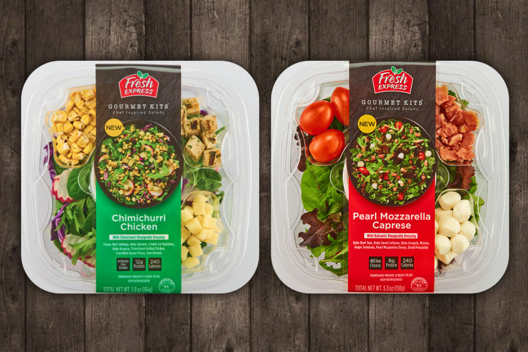 Fresh Express Gourmet Kit Bowls