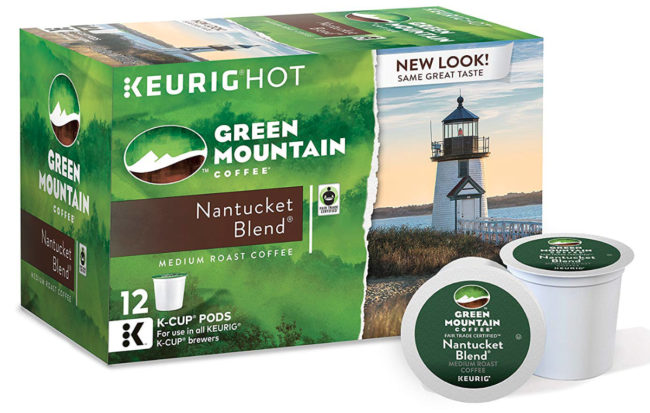 Keurig Green Mountain coffee K cups