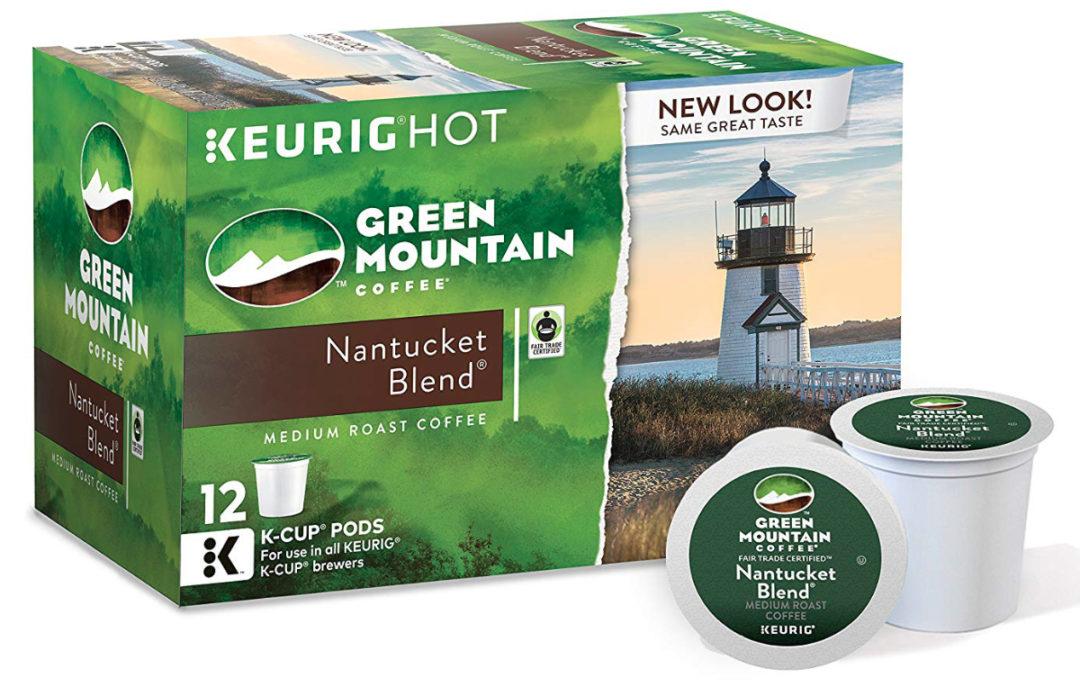 Keurig Green Mountain coffee K cups