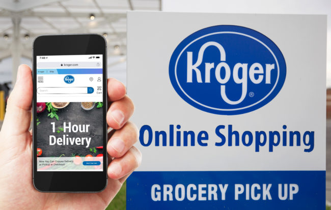Kroger digital