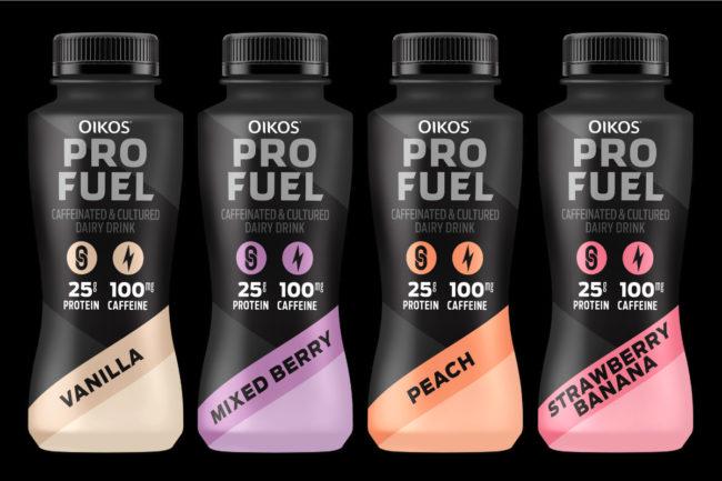 Oikos Pro Fuel, Danone North America