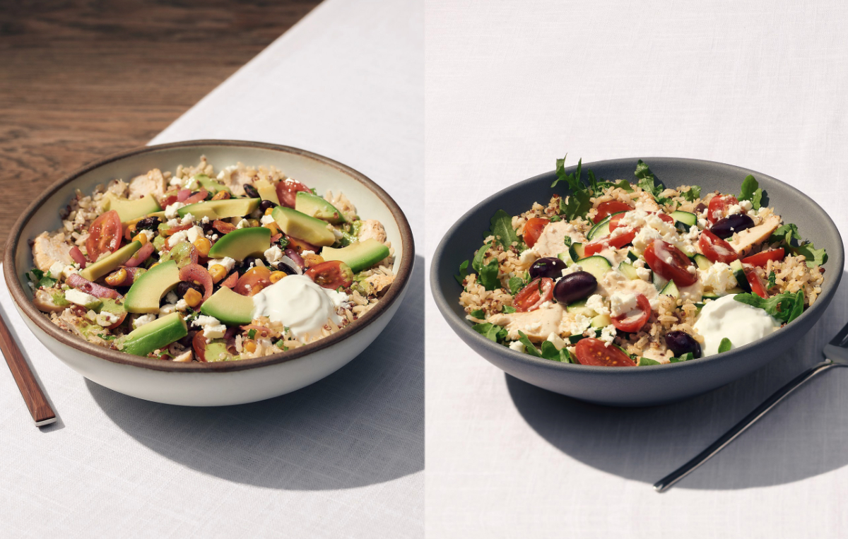 Panera introduces warm grain bowls | 2019-09-18 | Food Business News