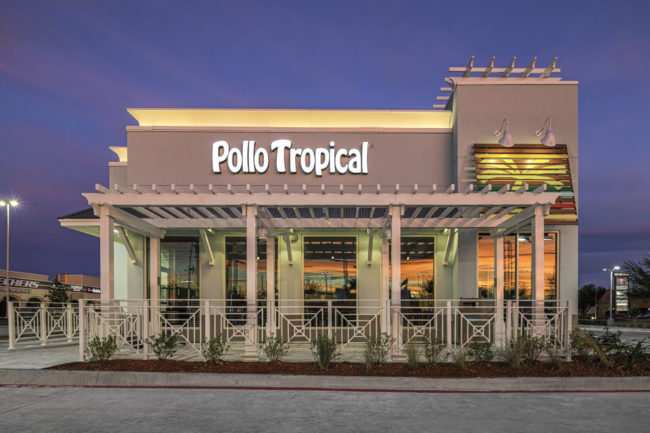 Pollo Tropical restaurant