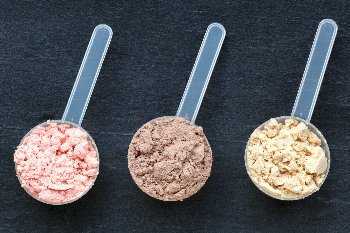 Protein powder scoops