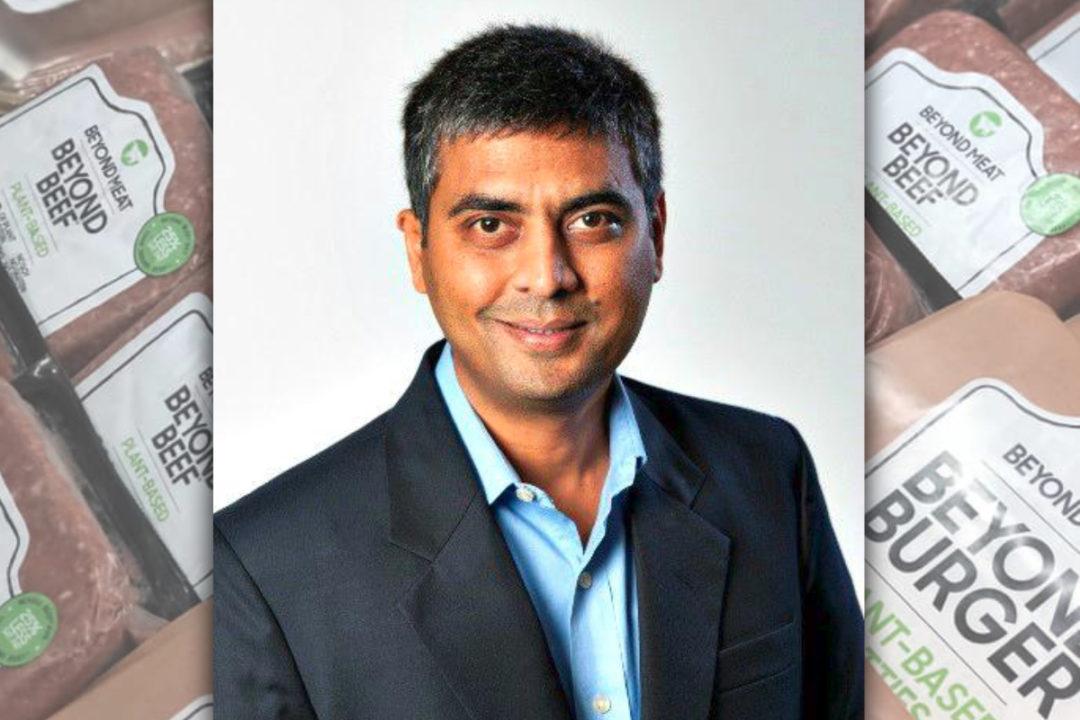 Sanjay Shah, Beyond Meat