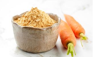 Silva international carrot powder lead